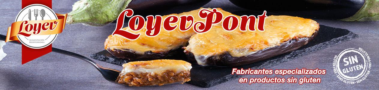LoyevPont - Fabricantes de productos sin gluten.