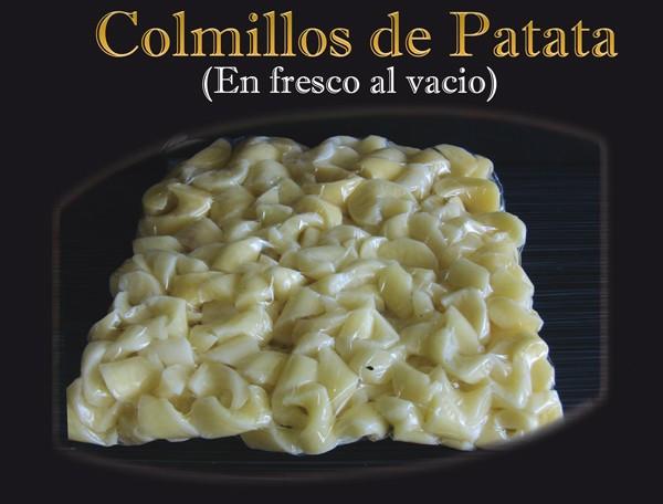 Colmillos de patata