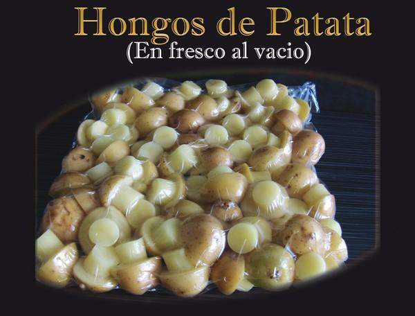 Hongos de patata.