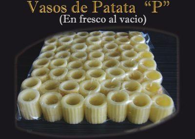 Vasos de patata