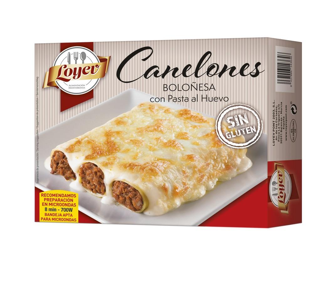 Canalones-Bolonesa-sin-Gluten