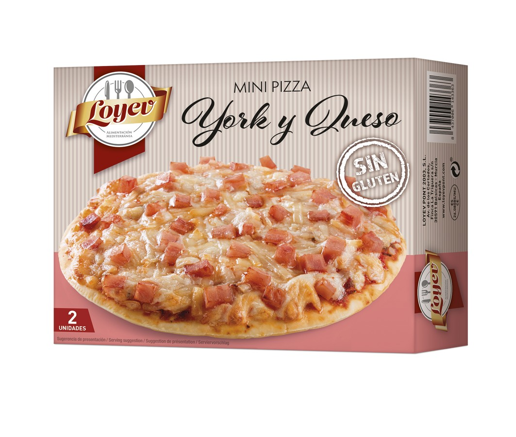 Mini-Pizza-de-Jamon-y-Queso